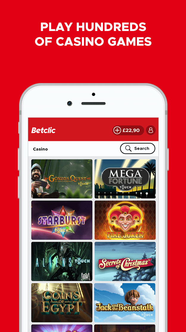 Betclic Free Bet