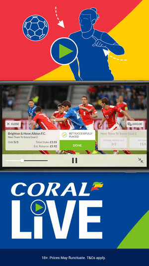 Coral Free Bet