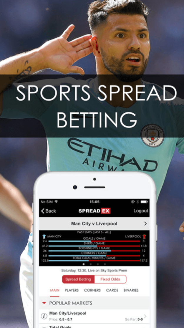 Spreadex Free Bet